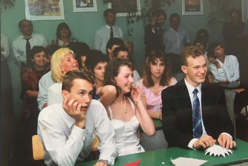 Prom Dress. 1995