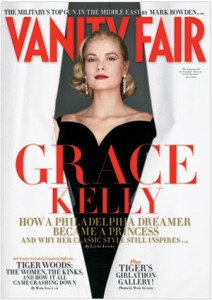 Grace Kelly in May 2010 Vanity Fair