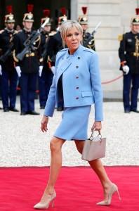 Briggite Macron Z Type Beauty
