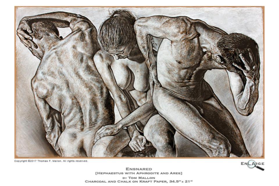 Архетип Открытого Брака: Афродита и Гефест